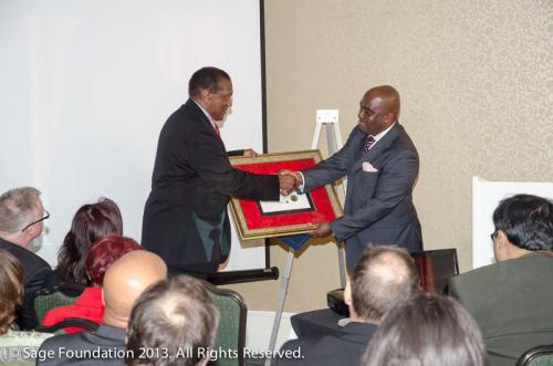 Sage Awards 2012